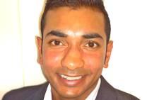 The DA's Adrian Naidoo. Picture: Supplied.