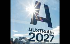 Australia launched its bid to host the 2027 Rugby World Cup on 20 May 2021. Picture: @RugbyAU/Twitter.
