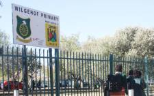 Wilgehof Primary School in Bloemfontein. Picture: Supplied.