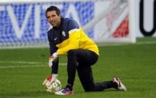 FILE: Juventus goalkeeper Gianluigi Buffon. Picture: AFP