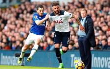 Harry Kane's scoring streak continued as Tottenham Hotspur survived some late nerves to beat Everton 3-2. Picture: Twitter.