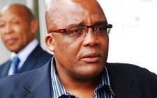 Minister of Health, Aaron Motsoaledi.