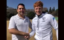 Bidvest Wits have signed 26-year-old Scottish striker Simon Murray. Picture: @BidvestWits/Twitter