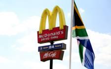 Generic: McDonalds. Picture: Sebabatso Mosamo/EWN