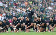 FILE: Code-hopper Sonny Bill Williams and humbled flyhalf Aaron Cruden have been named in an experimental-looking New Zealand side to face the US. Picture: Facebook.