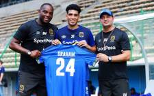 Travis Graham has joined Cape Town City FC. Picture: @CapeTownCityFC/Twitter.