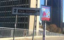 FILE: Park Station in Johannesburg. Picture: EWN