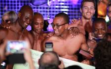Cosmo's Sexiest Man 2013 announced at Taboo in Sandton. Picture: Sebabatso Mosamo/EWN