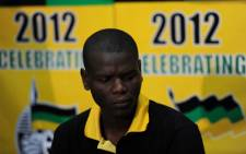 ANC Youth League deputy president Ronald Lamola is seen at the league's post lekgotla news conference in Johannesburg, Thursday, 16 February 2012. Picture: Werner Beukes/SAPA