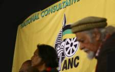 ANC stalwarts at the consultative conference in Braamfontein, Johannesburg on 19 November 2017. Picture: Sethembiso Zulu/EWN