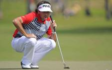 American golfer Bubba Watson had a torrid time at the 2014 US Open. Picture: Facebook.com
