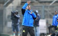 Mamelodi Sundowns coach Pitso Mosimane. Picture: @Masandawana/Twitter.