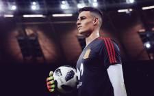 Athletic Bilbao goalkeeper Kepa Arrizabalaga. Picture: @kepa_46/Twitter.
