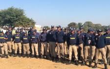 Tshwane Metro cops. Picture: @CityTshwane