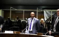 Former Public Investment Corporation (PIC) CEO Dan Matjila appearing at the commission of inquiry into the PIC on 8 July 2019. Picture: Kayleen Morgan/EWN