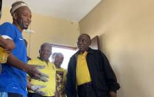 ANC president Cyril Ramaphosa campaigns in the lower South Coast region on 7 January 2019. Picture: @MYANC/Twitter