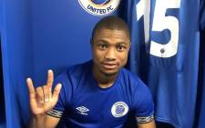 SuperSport United midfielder Thabo Qalinge. Picture: @SuperSportFC/Twitter