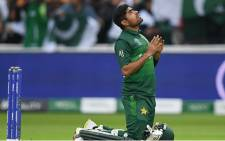 Pakistan captain Babar Azam became the world's number one batsman in one-day international rankings on 14 April 2021. Picture: @ICC/Twitter.