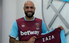West Ham United have signed Italian striker Simone Zaza from Juventus on a season-long loan. Picture: Twitter @WestHamUtd.