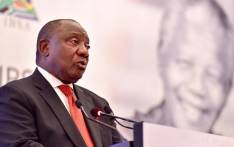 President Cyril Ramaphosa pictured in India on 25 January 2019. Picture: @CyrilRamaphosa/Twitter