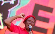 FILE: EFF leader Julius Malema at Orlando Stadium on 5 May 2019. Picture: Kayleen Morgan/EWN
