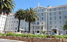 A general view of Groote Schuur Hospital in Cape Town. Picture: www.psychiatry.uct.ac.za