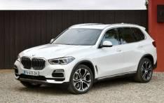 BMW X5. Picture: @BMW/Twitter