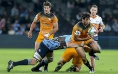 FILE: The Jaguares in action against the Waratahs during their Super Rugby match on 25 May 2019. Picture: @JaguaresARG/Twitter