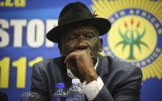 Police Minister Bheki Cele. Picture: Cindy Archillies/EWN