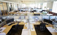 FILE: An empty office. Picture: 123rf.