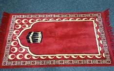 A Muslim prayer mat. Picture: Abed Ahmed/EWN