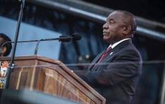 President Cyril Ramaphosa gives his inauguration speech at Loftus Versfeld Stadium in Pretoria on 25 May 2019. Picture: Abigail Javier/EWN