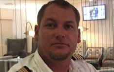 South African pilot Charl Viljoen crashed an aircraft into a building allegedly in an attempt to kill his wife. Picture: Facebook