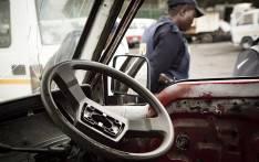 FILE: An unroadworthy taxi: Picture: Sethembiso Zulu/EWN