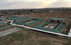 A bird's eye view of Menzi Primary School in Ekurhuleni. Picture: @GPDID/Twitter.