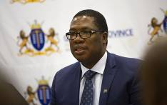 Gauteng Education MEC Panyaza Lesufi briefs the media on 1 November 2018. Picture: Kayleen Morgan/EWN