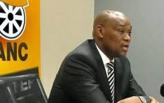 FILE: Tshwane ANC chairperson Kgosi Maepa. Picture: @kgosi_maepa/Twitter