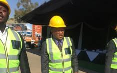 Transport Minister Fikile Mbalula. Picture: Edwin Ntshidi/EWN.