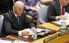 FILE: Former Vice-President Joe Biden. Picture: Picture: United Nations Photo.
