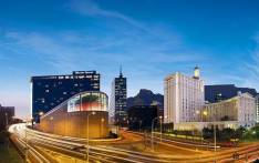 FILE: The Cape Town International Convention Center. Picture: South African Tourism.