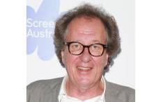 Actor Geoffrey Rush attends The 2017 Australian Emmy Nominee Sunset Reception on 16 September 2017 in Beverly Hills, California. Picture: AFP