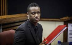 Duduzane Zuma in the Randburg Magistrates Court for his culpable homicide matter. His trial started on 26 March 2019. Picture: Abigail Javier/EWN