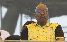 Former president Jacob Zuma during the ANC's 106th anniversary celebrations in East London. Picture: Sethembiso Zulu /EWN.