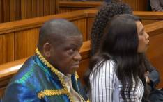 A screengrab of Pastor Timothy Omotoso in the Port Elizabeth High Court.