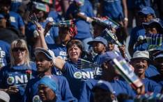 Democratic Alliance supporters during an election rally in April 2019. Picture: @MmusiMaimane/Twitter.
