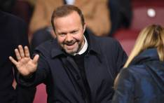 Manchester United's executive vice-chairman Ed Woodward is seen before kick-off of the English Premier League football match between Burnley and Manchester United at Turf Moor in Burnley, north west England on December 28, 2019. Picture: AFP.