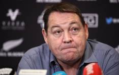 All Blacks coach Steve Hansen. Picture: @AllBlacks/Twitter