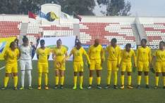 Bantwana kick off their Fifa Women's under 17 World Cup campaign against Mexico on Tuesday night. Picture: Safa_net/Twitter