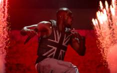 FILE: British rapper Stormzy, real name Michael Omari Owuo Jr, performs on the Pyramid Stage on the third day of the Glastonbury Festival of Music and Performing Arts on Worthy Farm near the village of Pilton in Somerset, South West England, on 28 June 2019. Picture: AFP