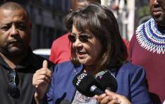 Former Cape Town Mayor Patricia de Lille. Picture: Cindy Archillies/EWN